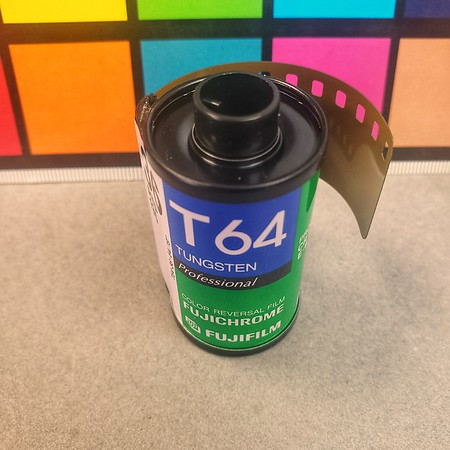 Fujichrome T64