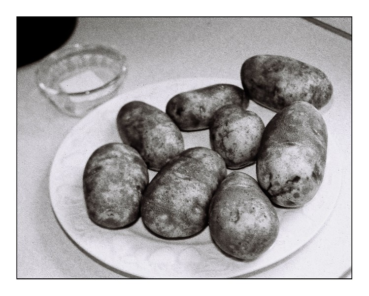 Just some spuds!