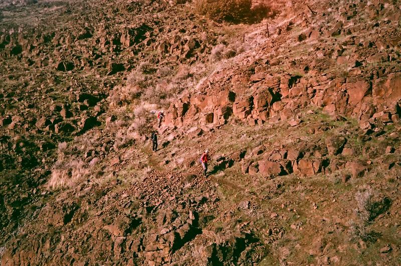 Cottonwood Canyon in Konica Centuria
