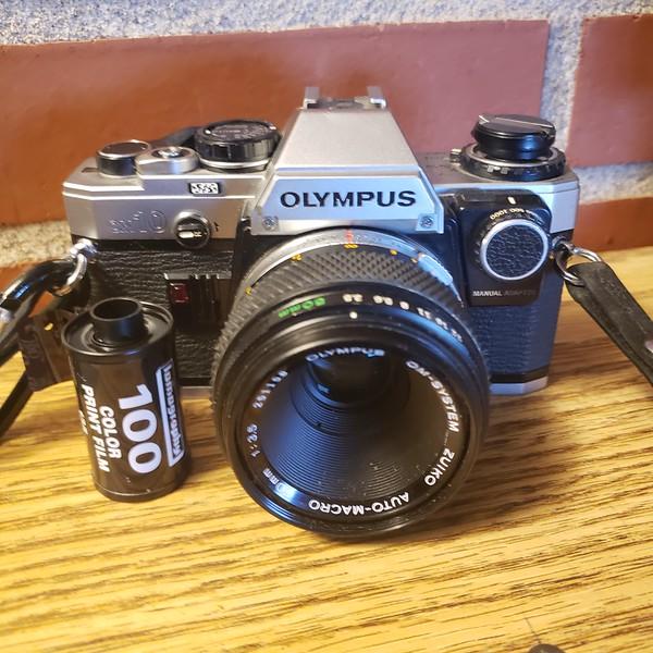 OM10 & Lomo CN100