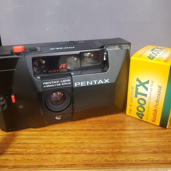 The Pentax PC35 AF
