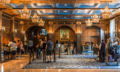 The Fairmont Check-In