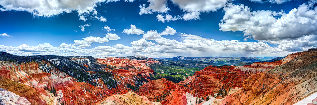 Cedar Breaks Pano
