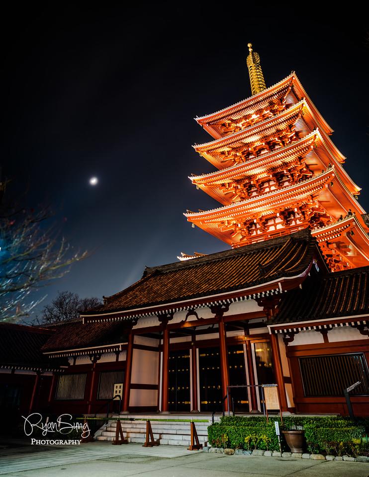 Moonlight Pagoda