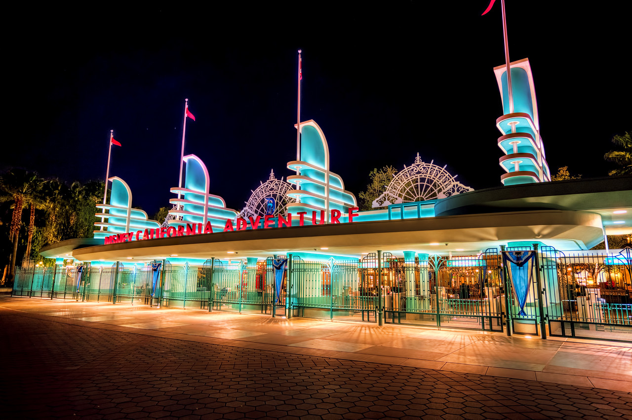 California Adventures
