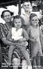 1952 Fitzroy Crossing. Nanna Tuckwell. Rhys. Phillip. Kathryn