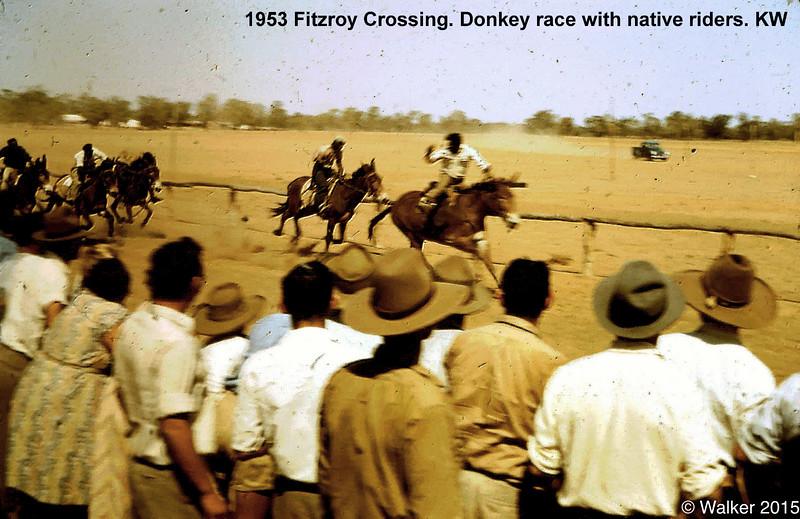 1953 Fitzroy Crossing Races