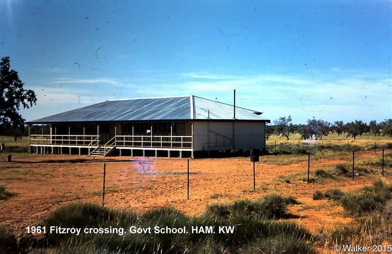 1961 Fitzroy Crossing Government School