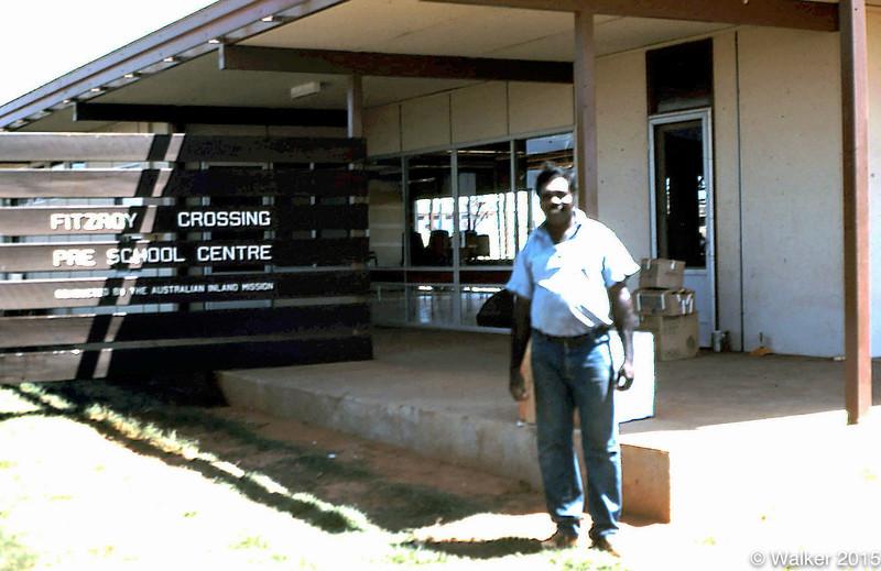 1978 Pastor Bob Nunyea