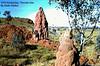 1974 Kimberlies. Termite hills. Keith Walker