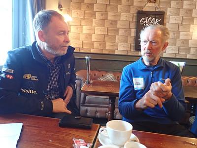 A visit from Phil Kite - Team Tyne Innovation