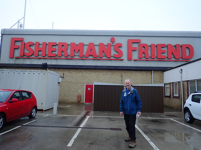 "Meeting the ""Fishermans Friends"""