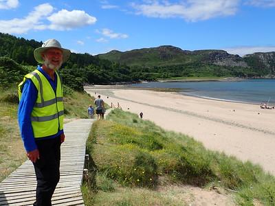 Walking Western Highlands - 1,000 miles walked!