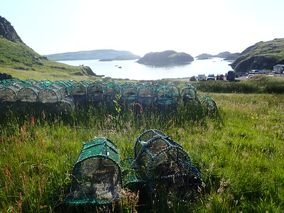 Scourie Bay!
