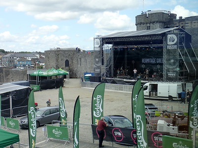 A day off - sightseeing in Limerick