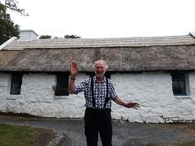 Just for fun 'The Quiet Man' Cottage