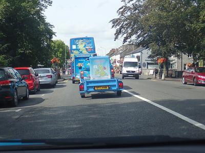 The Bluebell Roadshow - Travelling through Adare to Tralee