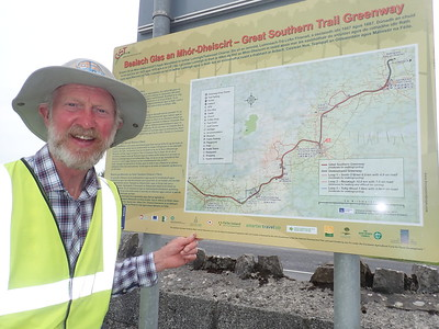 Great Southern Greenway Path