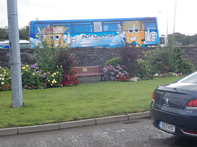 Parked up in Skibbereen - Can you spot #Bluebell???