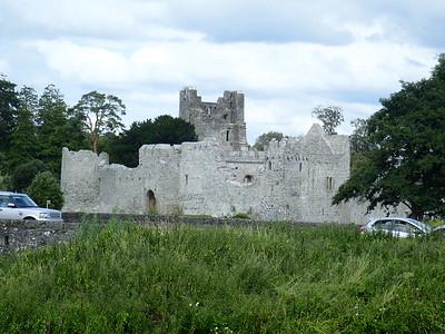 Adare Desmond Castle ruins of a 13 century castle