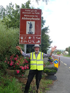 Arrival in Abbeyfeale