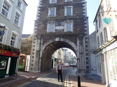 Brian walks Youghal Clock Gate Tower