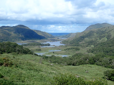 Stunning views of The Lakes of Killarney