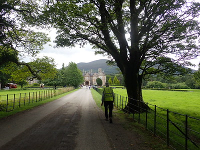 Muckross House- where in 1861 Queen Victoria, Prince Albert and some of their children had a short holiday.