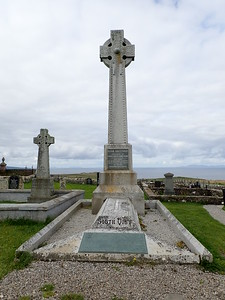 Flora MacDonald memorial