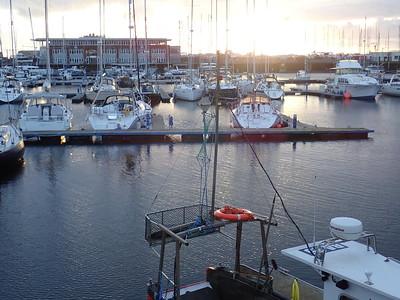 Clyde Marina in Ardrossan