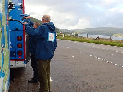 Bluebell Bus breaks down!