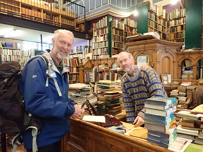Leakey's Bookshop Inverness,