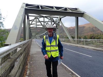 Bridge over Loch Leven