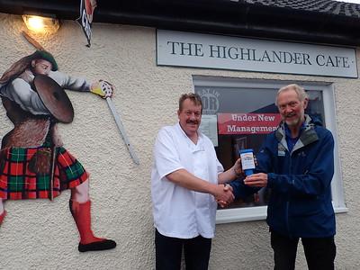 The Highlander Café