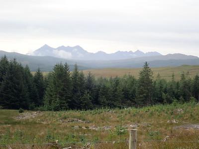 Beautiful views on Skye