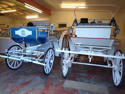 Noel Porter, carriage maker