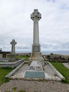 Flora MacDonald memorial