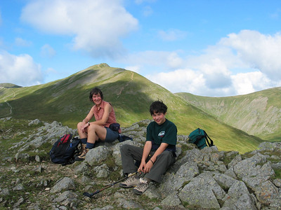 The day we walked the Fairfield Horseshoe