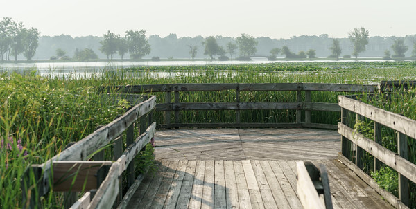 The Boardwalk at North Bay Park