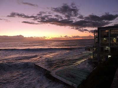 Bondi Beach to Tamarama Beach , Sydney, NSW - Australia