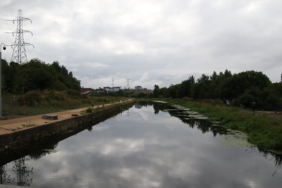 Port Dundas Branch of Forth & Clyde Canal