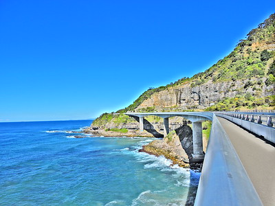 Coalcliff to Austinmer via Lawrence Hargrave Dr, NSW - Australia
