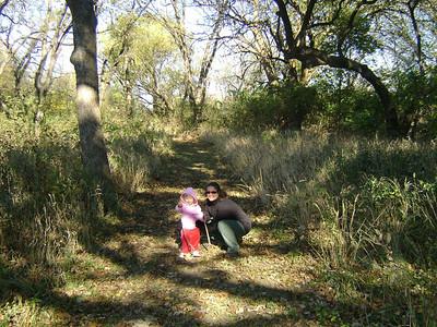 Family Nature Walk Fall 2008