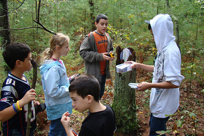 Geocache Walk - Oct 2009