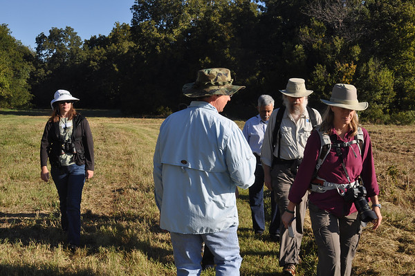 Meadow Preserve Habitat Walk - 10/16/2010