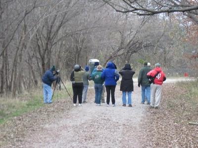 Meadow Preserve - Bird Walk - 12/6/2009