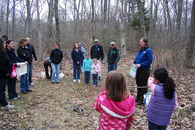 Vernal Pool Walk - April 2011