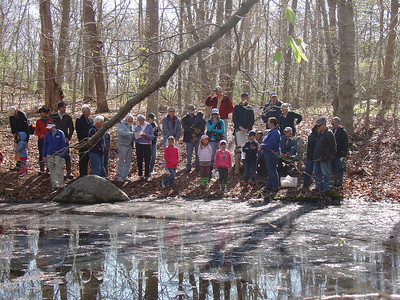 Vernal Pool Walk - April 2010