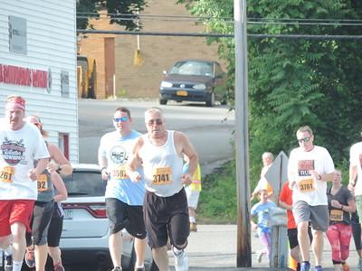 Walkway Marathon 5K 6-12-2016