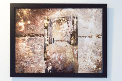 Tähtien Matkaaja I Framed